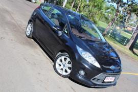 Ford Fiesta Hatchback WS