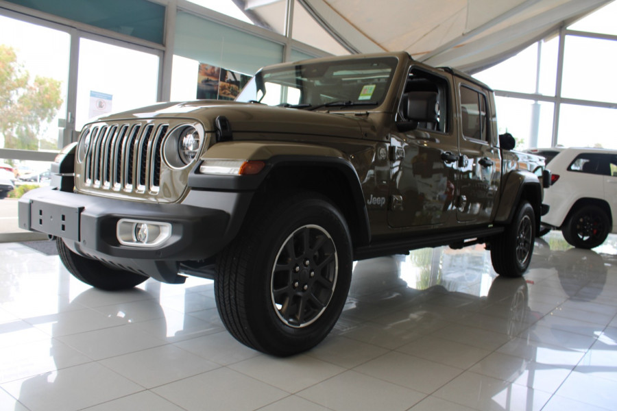 2020 Jeep Gladiator Overland Wagon
