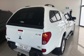 2014 MY15 Mitsubishi Triton MN MY15 GLX-R Utility Image 2