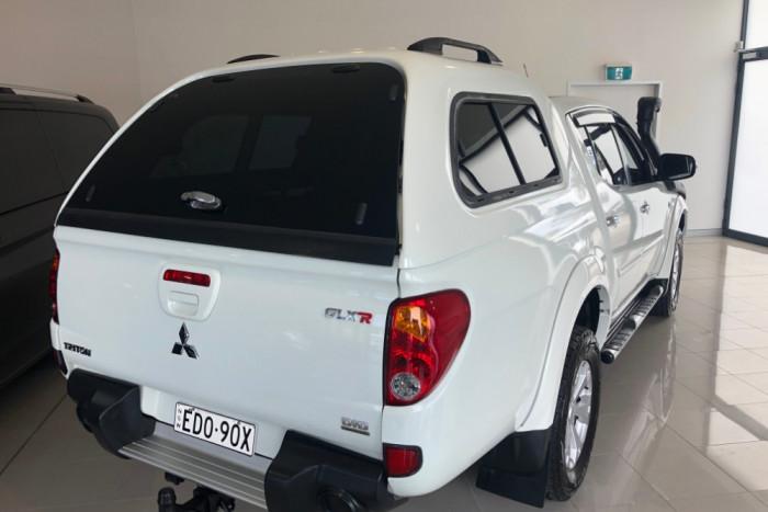 2014 MY15 Mitsubishi Triton MN MY15 GLX-R Utility