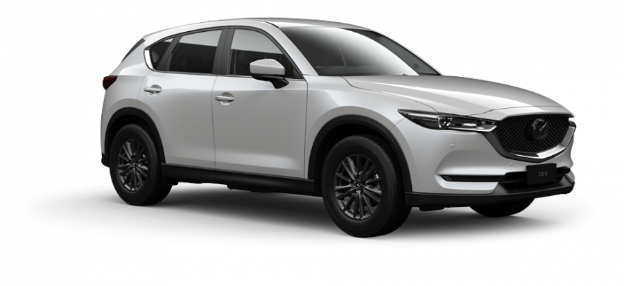 2020 Mazda CX-5 KF Series Touring Suv Image 7
