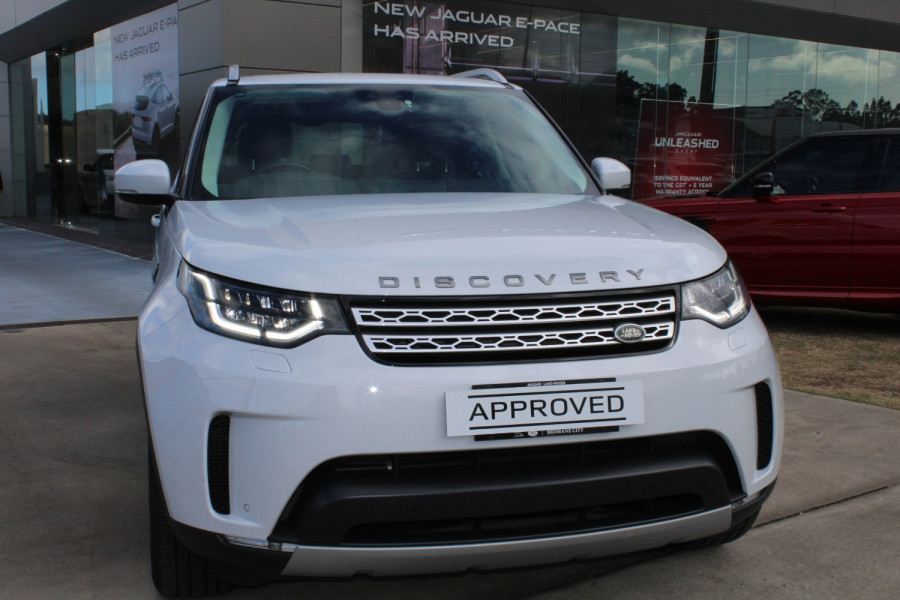2018 Land Rover Discovery Vehicle Description.  5 L462 MY18 TD6 HSE WAG SA 8SP 3.0DT TD6 Suv Image 1