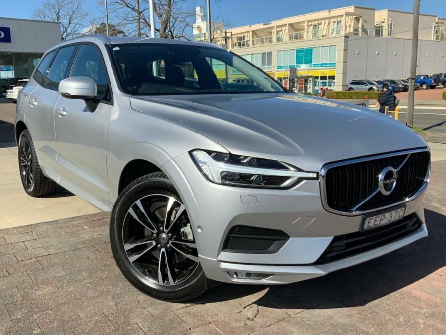2019 MY20 Volvo XC60 246 MY20 D4 Momentum (AWD) Suv Image 1