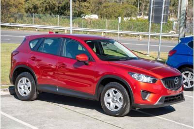 2014 Mazda CX-5 KE Series MY14 Maxx Suv Image 5