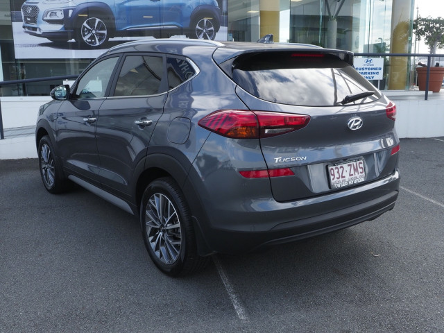 2019 MY20 Hyundai Tucson TL3 Elite Suv Image 3