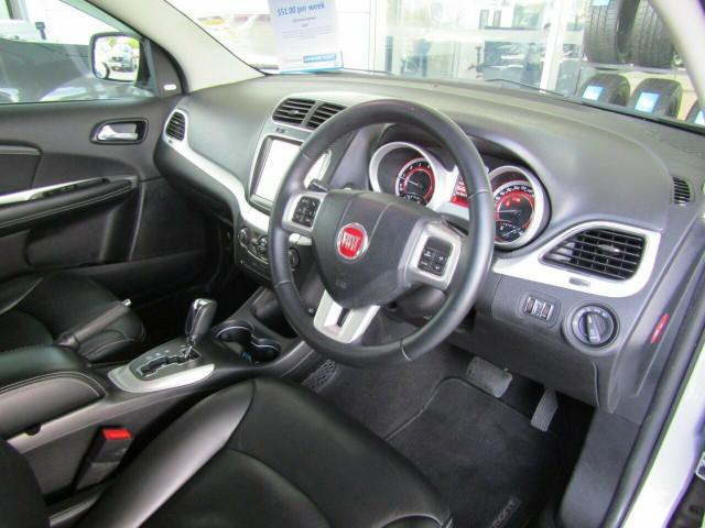 2013 Fiat Freemont JF Lounge Wagon Mobile Image 17
