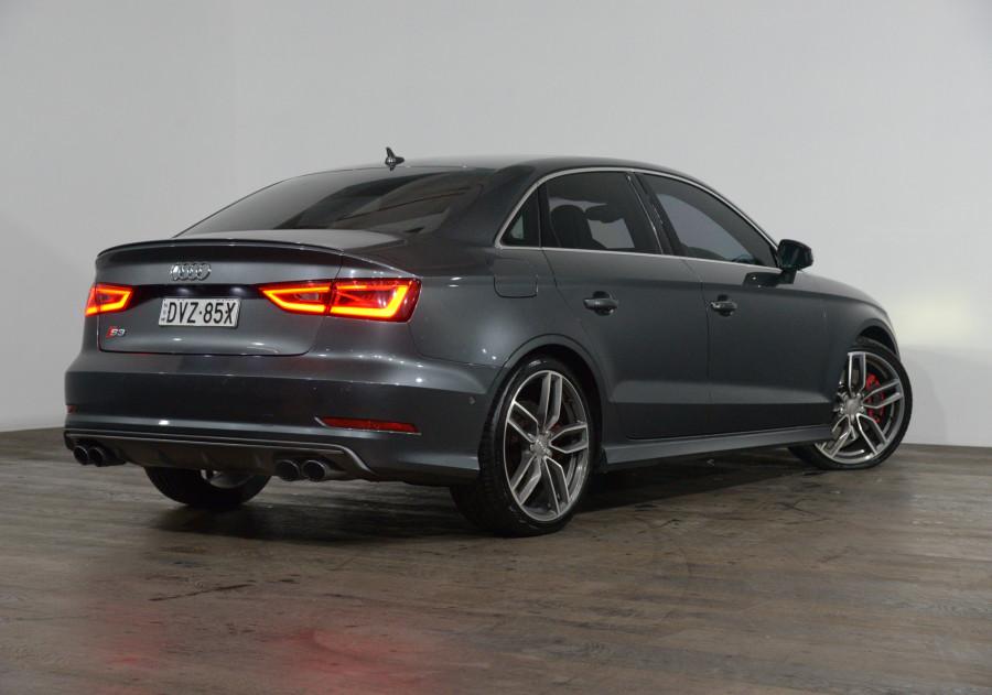 2014 Audi S3 Audi S3 2.0 Tfsi Quattro Auto 2.0 Tfsi Quattro Sedan