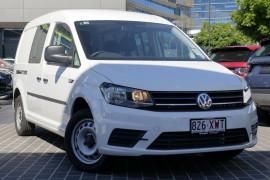 Volkswagen Caddy Van Maxi Crewvan 2KN