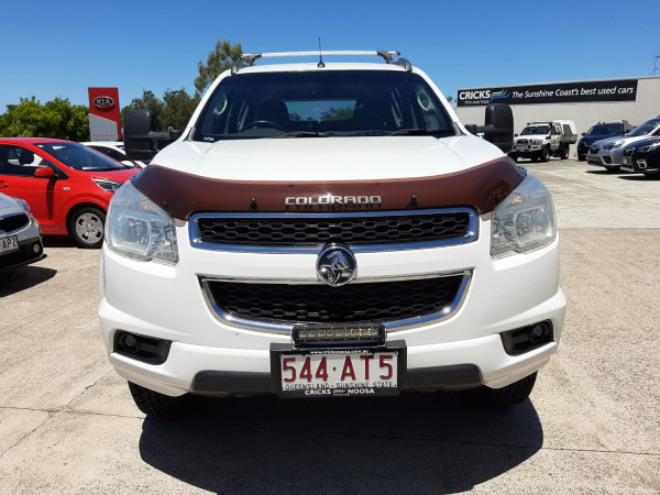 2014 Holden Colorado 7 RG  LT Wagon