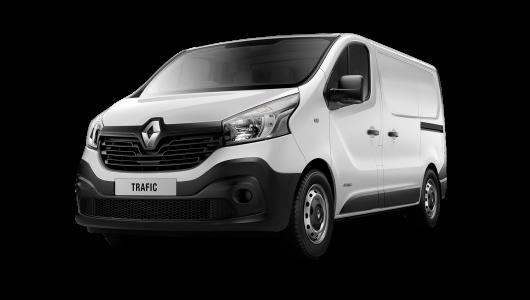 Renault TRAFIC SWB Trader Life