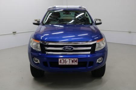2014 Ford Ranger PX XLT Utility Image 2