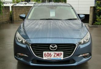 2017 Mazda 3 BN5478 Maxx SKYACTIV-Drive Hatchback