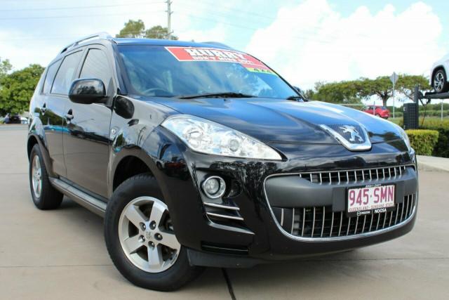 2011 Peugeot 4007 ST DCS Auto HDi Wagon
