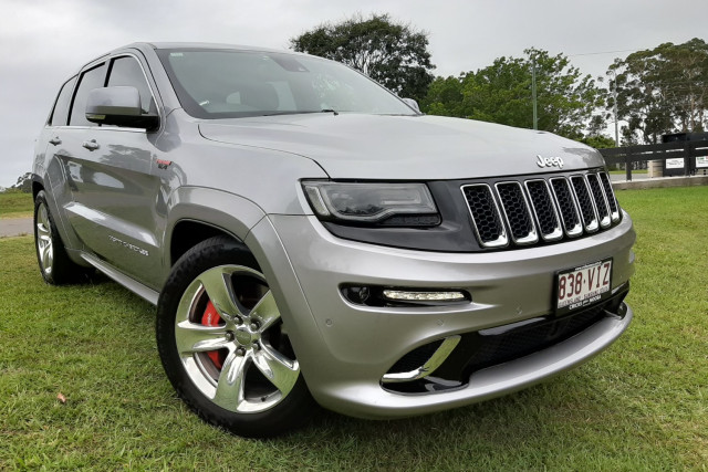 2014 MY15 Jeep Grand Cherokee WK  SRT Suv