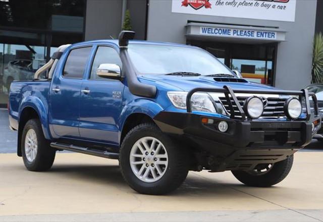 2015 Toyota HiLux KUN26R MY14 SR5 Utility