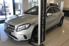 2017 Mercedes-Benz B Class X156 808MY GLA180 Wagon Image 3