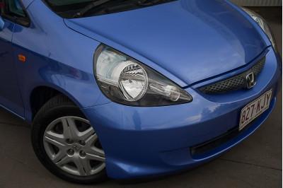 2007 Honda Jazz GD GLi Hatchback Image 3