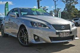 Lexus IS IS250 F Sport GSE20R MY13
