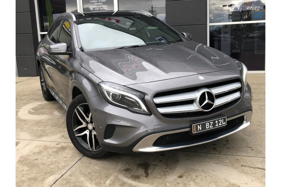 2016 MY07 Mercedes-Benz Gla-class X156 807MY GLA180 Wagon