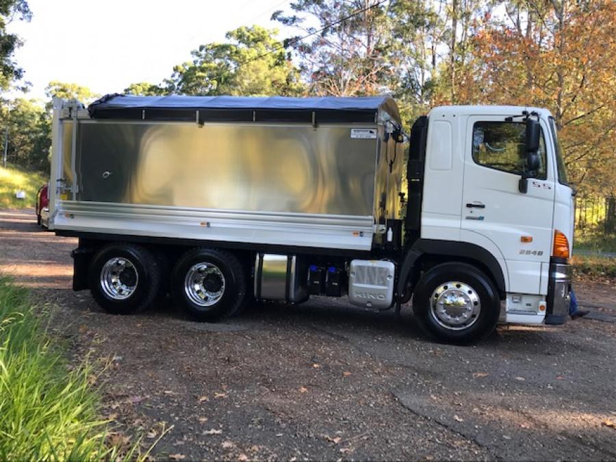 2020 Hino Ss 2848 Air Truck Image 30