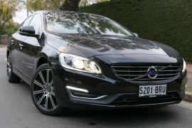 Volvo S60 T5 Luxury (No Series) MY16