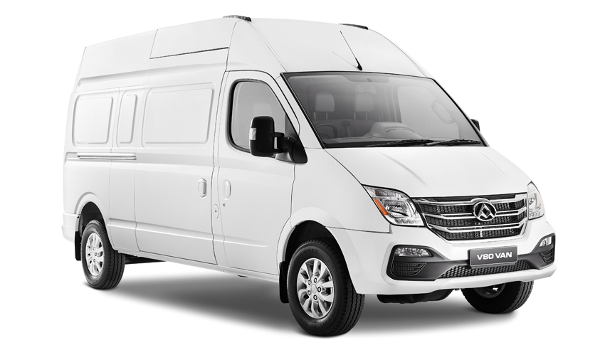 V80 Van High Roof Manual