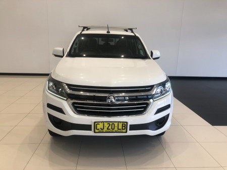 2016 Holden Colorado RG Turbo LS 4x4 dual cab Image 3
