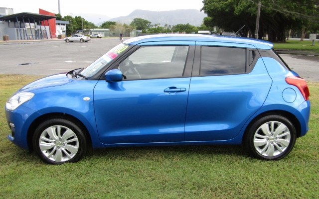 2018 Suzuki Swift AZ GL Hatchback