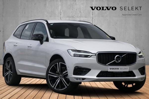 2020 Volvo XC60 (No Series) MY20 T6 R-Design Suv