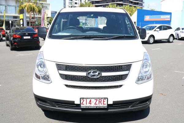 2012 Hyundai Iload TQ2-V MY12 Van