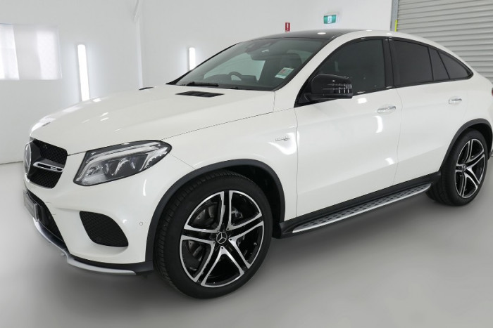 2019 Mercedes-Benz M Class M-AMG GLE43 4M Coupe