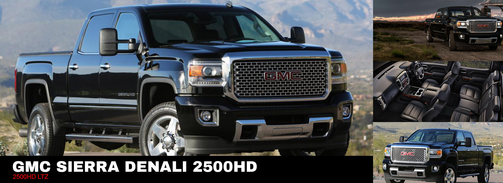 GMC Sierra Denali Trucks for sale