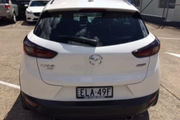 2019 Mazda CX-3 DK4W7A sTouring Suv