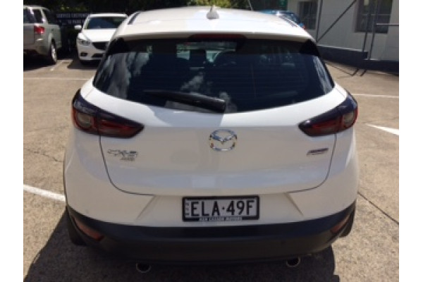 2019 Mazda CX-3 DK4W7A sTouring Suv Image 3