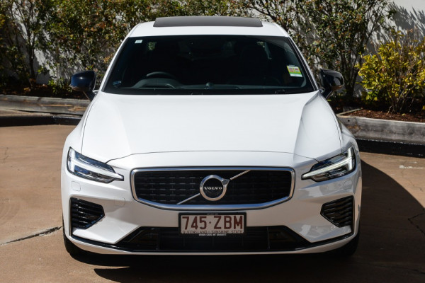 2019 MY20 Volvo S60 Z Series T8 R-Design Sedan Image 3