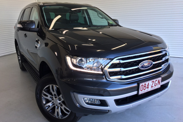 Ford Everest TREND