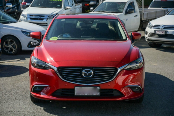 2017 Mazda 6 GL1031 GT SKYACTIV-Drive Sedan Image 4