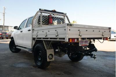2016 Toyota HiLux GUN125R Workmate Utility Image 4