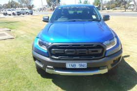 2019 Ford Ranger Raptor PX MkIII Double Cab Pick Up Utility Image 2
