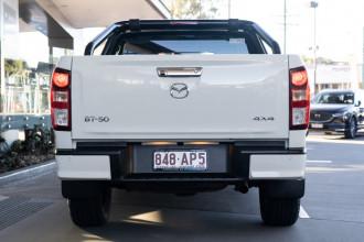 2020 MY21 Mazda BT-50 TF XTR 4x4 Pickup Cab chassis Image 5