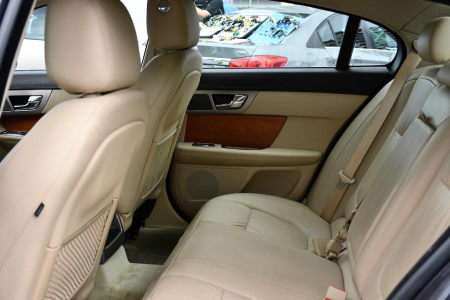 2009 MY10 Jaguar Xf X250 MY10 Luxury Sedan Image 7