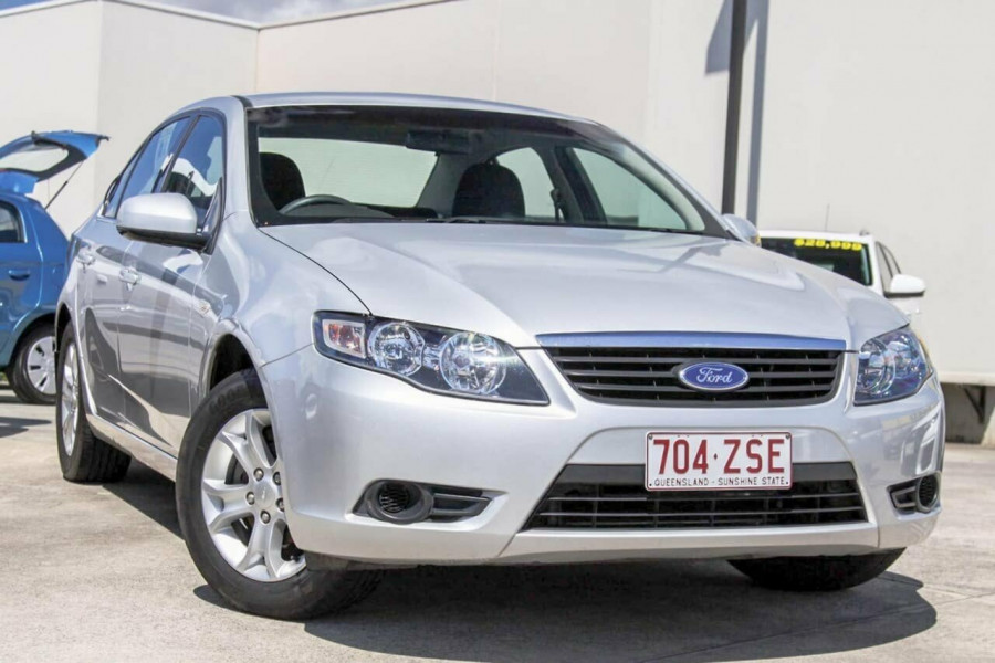 2010 Ford Falcon FG XT Sedan Image 1