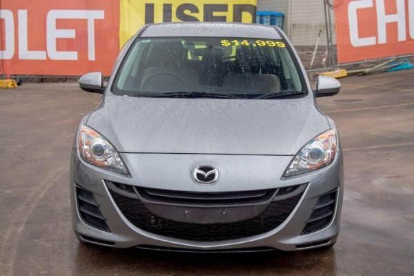 2011 Mazda 3 BL 11 Upgrade Neo Hatchback Image 3