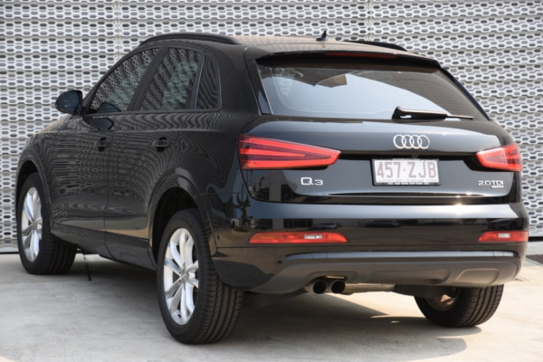 2014 Audi Q3 8U MY14 TDI Suv Image 3