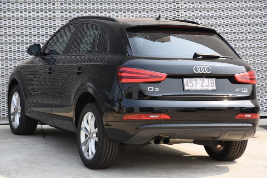 2014 Audi Q3 8U MY14 TDI Suv