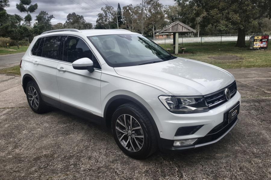 2017 Volkswagen Tiguan 5N MY17 110TSI Suv