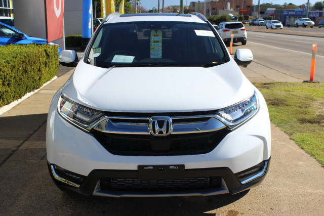 2020 Honda CR-V RW VTi-LX AWD Suv Image 2