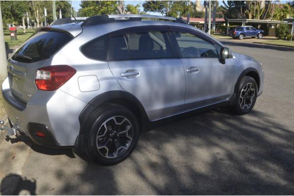 2012 Subaru XV G4-X 2.0i-S Suv Image 4