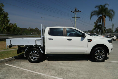 2015 Ford Ranger PX MkII XL Hi-Rider Cab chassis Image 4