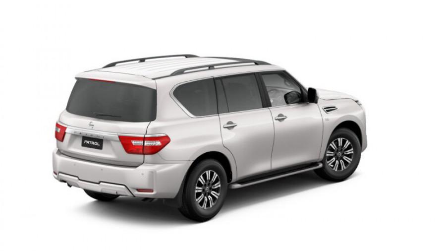 2020 Nissan Patrol Y62 Series 5 Ti-L Suv Image 18